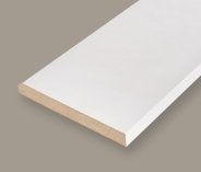 Moulure alexandria moulding m collection urban moulding for Contemporary baseboard profiles
