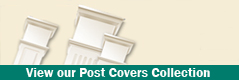 View our Craftsmen Post Covers collection